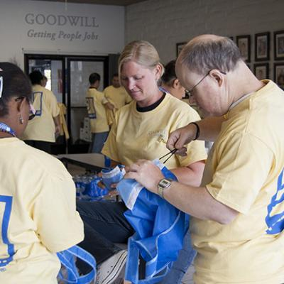 Goodwill Workers